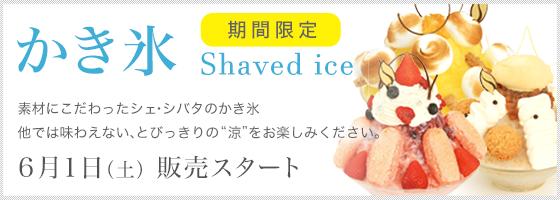 かき氷2019